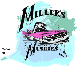 Miller's Motor City Muskies