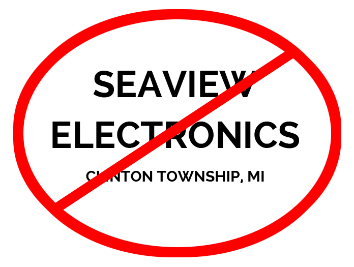 Say No to Seaview Electronics
